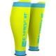Compressport R2V2 warmers geel